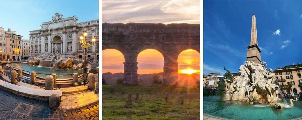 citygame quiz tour esplorando roma sul tema dell acqua